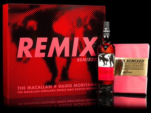 Macallan launches 'Remix, Remixed' a limited Edition Whiskey Just for Asia