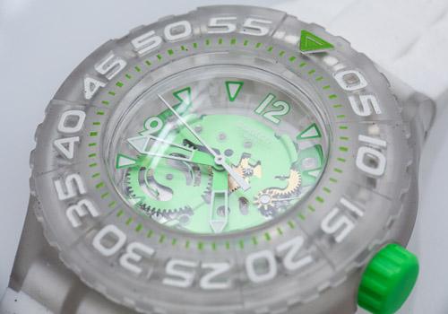 Swatch Scuba Libre Chlorofish Watch Review