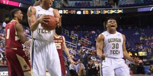 Georgia Tech Survives First round of ACC Tourney in OT