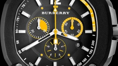 Britain Travel' by Burberry is made for the tough