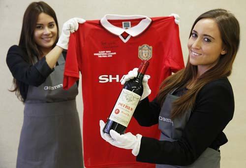 Alex Ferguson's wine Collection valued at an Impressive $5 million