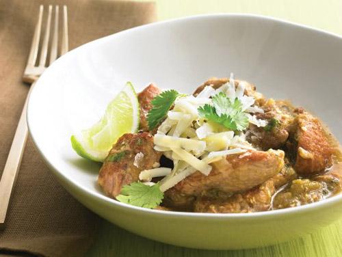 Spicy Pork Green Chili Recipes