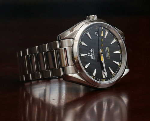 Omega Seamaster Aqua Terra 15,000 Gauss Watch Review