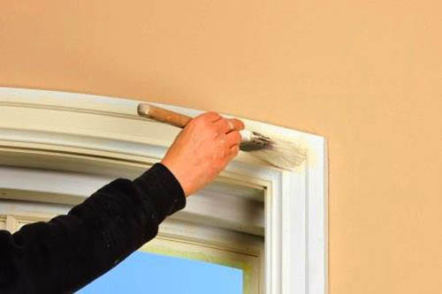 Paint Your Trim Freshen Your Interior Design