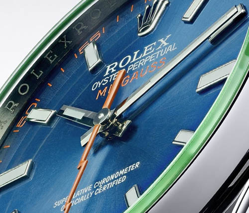 2014 Rolex Oyster Perpetual Milgauss Watch