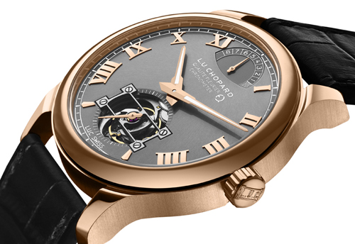 Chopard Launch The World's First Fairmined Gold Watch
