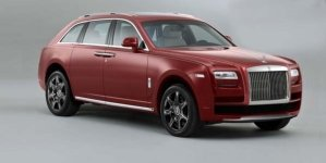 Rolls Royce's first Ever luxury SUV Slated for a late-2017 launch