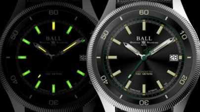 Ball Engineer II Magneto S Watch With Iris Anti-Magnetic Caseback