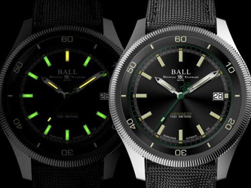 Ball Engineer II Magneto S Watch With Iris Anti-Magnetic Caseback