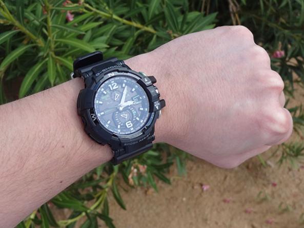 Casio G-Shock G-Aviation GWA1100 Watch