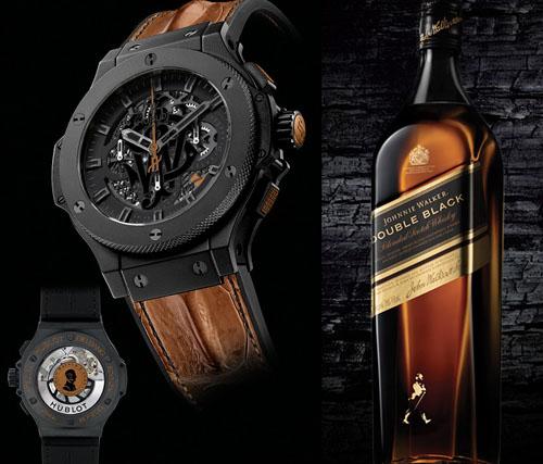 Hublot Big Bang Aero Johnnie Walker Whisky Limited Edition Watch