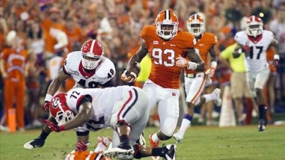 Clemson to Suspend Four Players for Season-Opener Against UGA