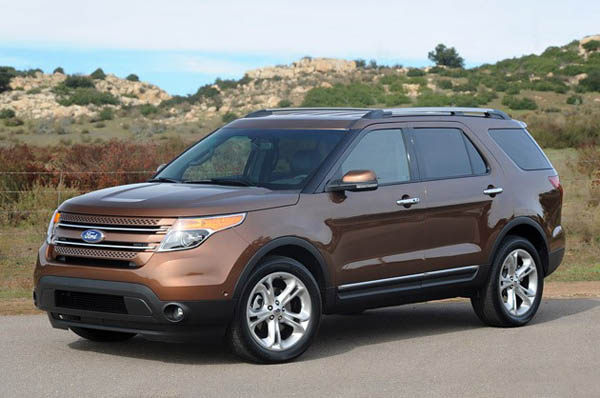 2015 Ford Explorer Gets Sporty Appearance Package