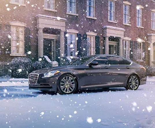 2015 Hyundai Genesis First Drive Review