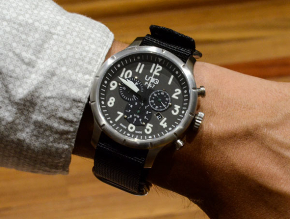 Watch Winner Review: UNIQ P-47 Chronograph
