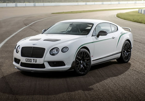 Bentley Continental GT3-R (2014)