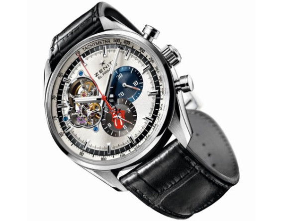 Zenith launches Rolling Stones limited Edition Watch
