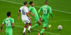 Germany Beat Algeria to Qualify For World Cup Quarter-Finals