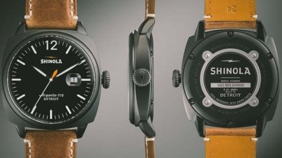The Upstart American Brand To 'Watch' Out For (Get It?)