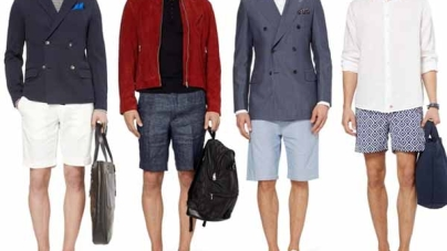 Short Man's Guide To Summer Dressing