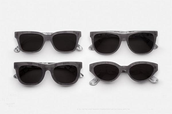 Andy Warhol – SUPER Eyewear Capsule Collection