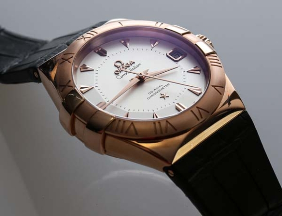 Omega Constellation Co-Axial 38mm Watch Review