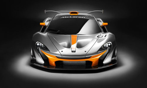 Car Design Concept – McLaren P1 GTR a 986bhp