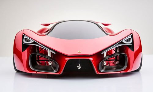 Coolest Ferrari F80 concept you will ever see