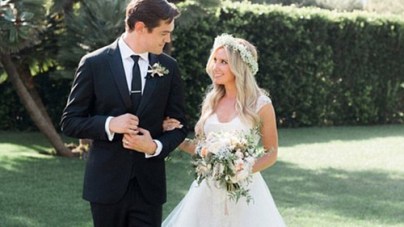 Ashley Tisdale weds Christopher French in secret ceremony