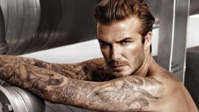 David Beckham back into his healthy LA lifestyle