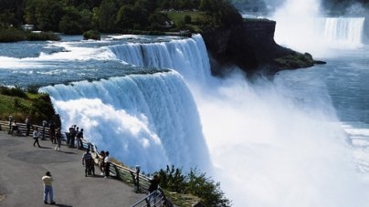 Wonder of the World – Niagara Falls is special