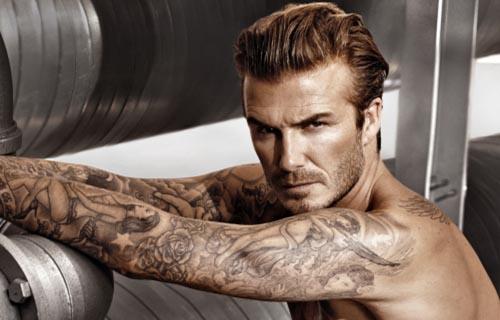 David Beckham back into his healthy LA lifestyle