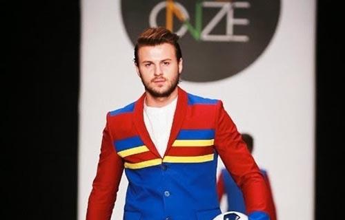 ONZE Spring/Summer 2015 Mercedes-Benz Fashion Week Rusia