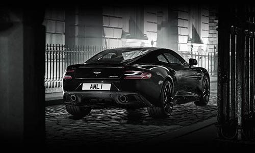 Vanquish Carbon Edition by Aston Martin