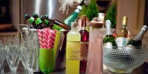 Drinks for New Year's Eve Party Ideas 2014