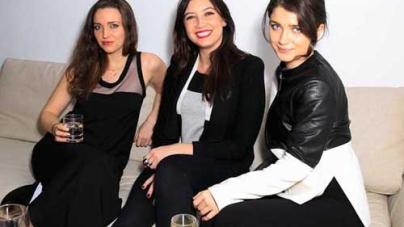 Ali Hewson and Danielle Sherman Host a Dinner for Edun in London