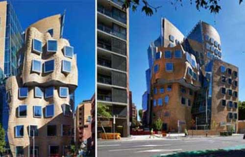 Frank Gehry's Sydney Business School