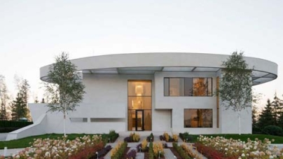 Villa in Agalarov Estate by SL* Project