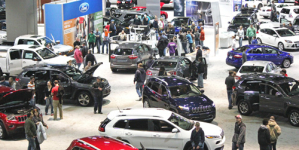 2015 New England International Auto Show