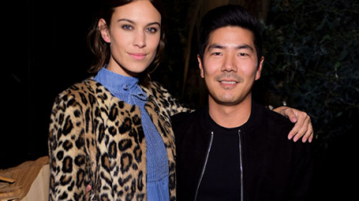Alexa Chung and Friends Celebrate her AG Jeans Collaboration