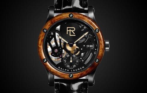 Ralph Lauren's New Skeleton Watch Inspired by 1938 Bugatti 57SC