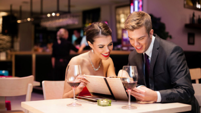 Top Romantic Restaurants for Valentine's Day 2015