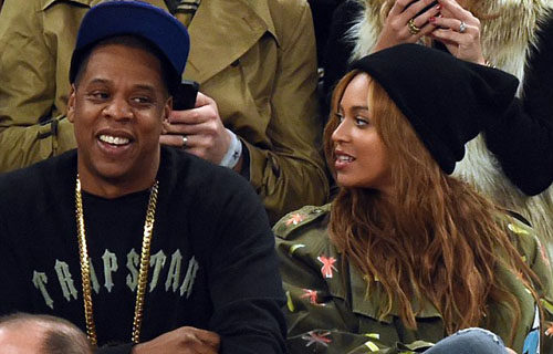 Beyoncé and Jay Z Enjoy a Date Night in New York