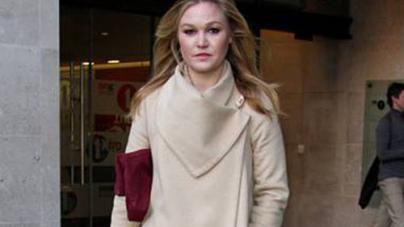Julia Stiles Wears Parker Smith Jeans