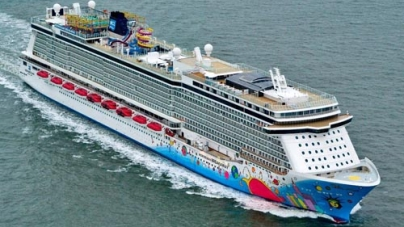 Top Ten Largest Cruise Ships of the World
