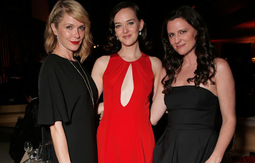"""Cast of """"Mad Men"""" Hosted a Glamorous Farewell"""