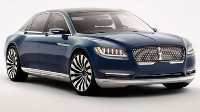 Bentley designer calls Lincoln Continental a ripoff