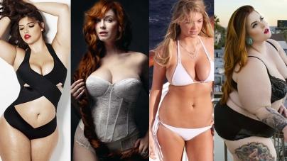 10 Hottest Plus Size Supermodels