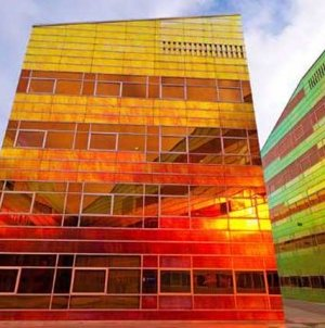 Top Ten Most Wildly Colorful Buildings of the World