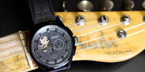 Zenith Reveals Their Second Rolling Stones Tribute Watch
